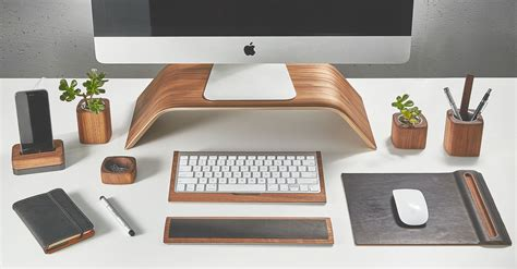 Design Desk Accessories Rev Your Workstation With These Gadgets And Accessories Wurf