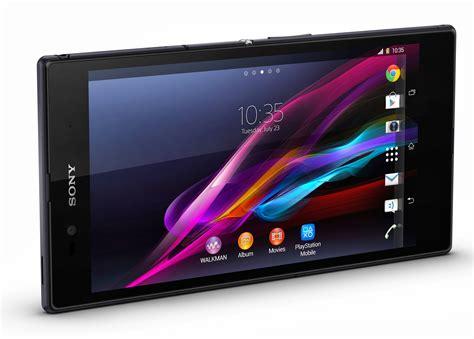 blibli xperia z ultra sony xperia z ultra wodoodporny smartfon z ekranem 6 4 cala