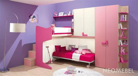 pink colour bedroom decoration decorating bedroom paint pink purple color theme girl