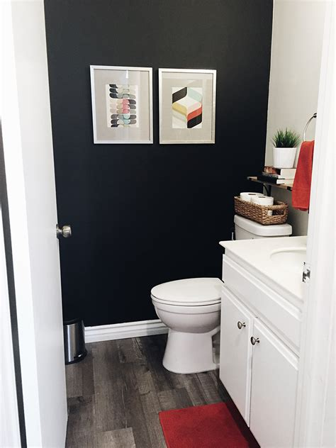 adding a powder room for the home before after my powder room makeover on