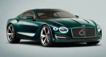 Bentley Sports Cars Bentley To Decide Whether It Will Build A Sports Car Or A