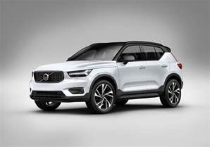Volvo Xc40 2018 Volvo Xc40 Debuts With Care By Volvo Subscription