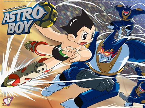 astro boy cartoon image