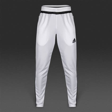 adidas training wear adidas tiro  training pants whiteonix