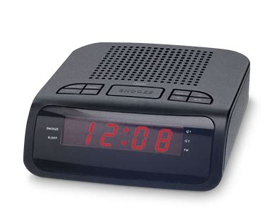 alarm clock radio aldi australia specials archive