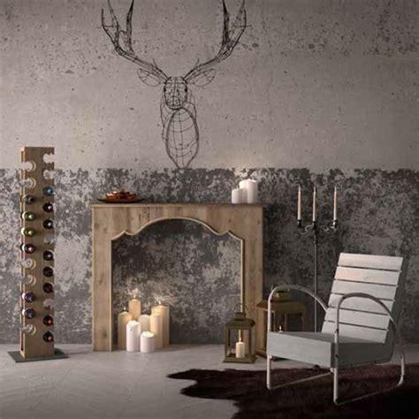cornice per camino in legno cornice in legno per camino design alpino