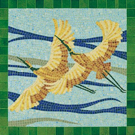 mosaic pattern birds 80 best mosaic birds images on pinterest mosaic birds