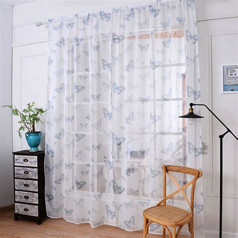 butterfly bedroom curtains popular butterfly curtains buy cheap butterfly curtains lots from china butterfly curtains