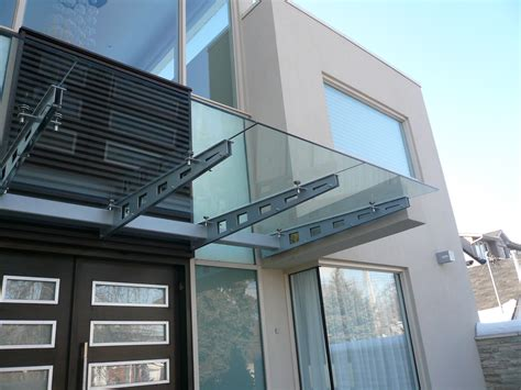 Glass Awnings Canopies by Glass Canopies