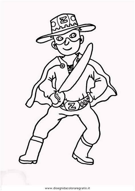 coloring pages zorro free zorro one coloring pages