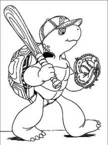 coloring franklin coloring pages 24
