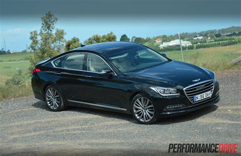 2015 hyundai genesis 2015 hyundai genesis ultimate pack review