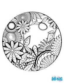 coloring pages mandala mindful mandalas