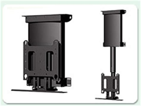 Ceiling Drop Tv Lift by Laptop Stand Your Site