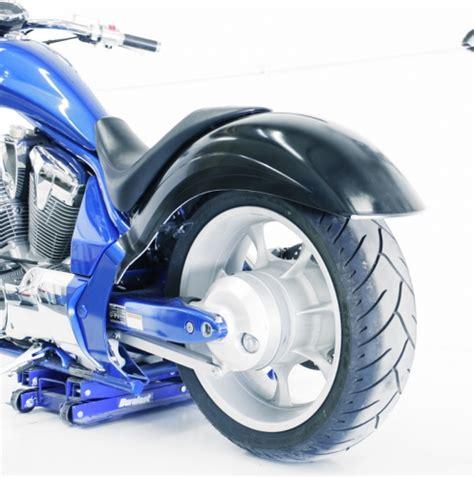 honda fury custom rear fender honda fury shorty rear fender