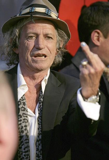 Lock Up The Liquor Keiths Out Of Rehab by Keith Richards Gives Up The Grog