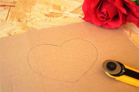 Cadeau Valentin Fait by Tuto Un Cadeau Pour La Valentin 224 Faire Soi M 234 Me