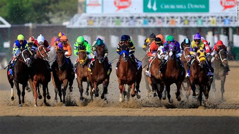 Prize Money For Winning Kentucky Derby - kentucky derby the horses swinging for home runs cnn com
