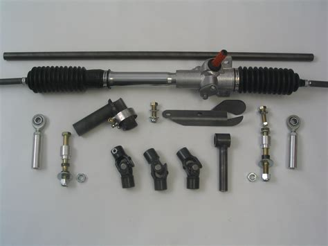 S10 Rack And Pinion Conversion manual rack and pinion conversion kit