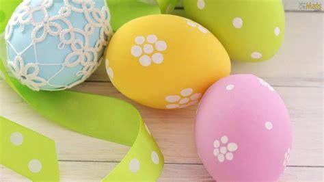 decorar ovo de pascoa em papel osmais papel de parede ovos de p 225 scoa decorados