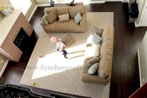 how to make a rug out of carpet how to make an area rug out of a remnant carpet the room and the wood floors new house