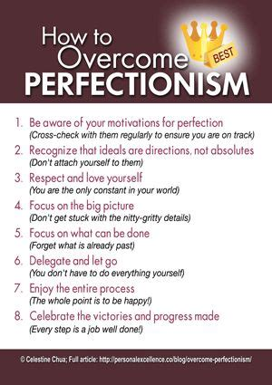 32 best perfectionism images on pinterest