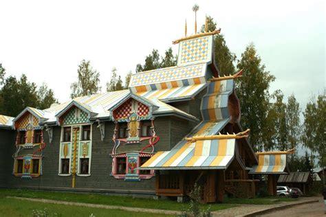 casas rusas panoramio photo of casas t 237 pica rusa en mandrogui