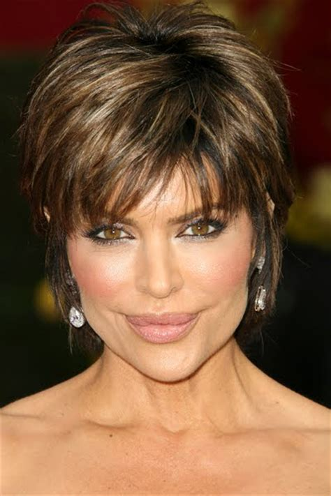back view lisa rinna hair style haven lisa rinna short hairstyle lisa rinna short