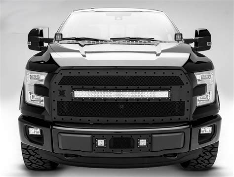 Ford F150 Led Light Bar 2015 2016 Ford F150 Stealth Torch Series Built In Led