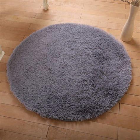 fluffy floor rugs fluffy rug anti skid shaggy study room home bedroom carpet floor mat new ebay