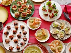 easy and elegant holiday appetizer recipes food network