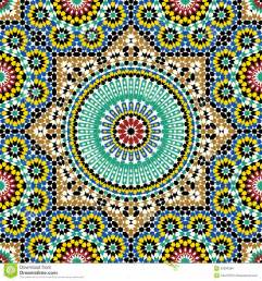 Akram morocco pattern five royalty free stock images image 35294989