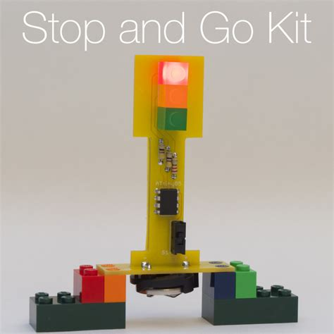 wireless stop and go lights diy project for children 2 3 traffic light