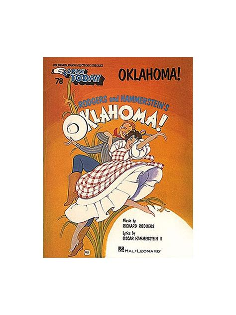Lonely Room Oklahoma Lyrics by Rodgers And Hammerstein Easy Piano Sheet Books