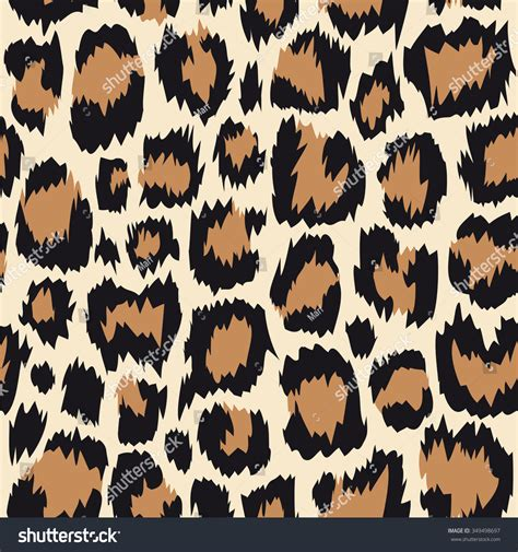 animal skin patterns vector background welovesolo abstract seamless leopard skin pattern vector stock vector
