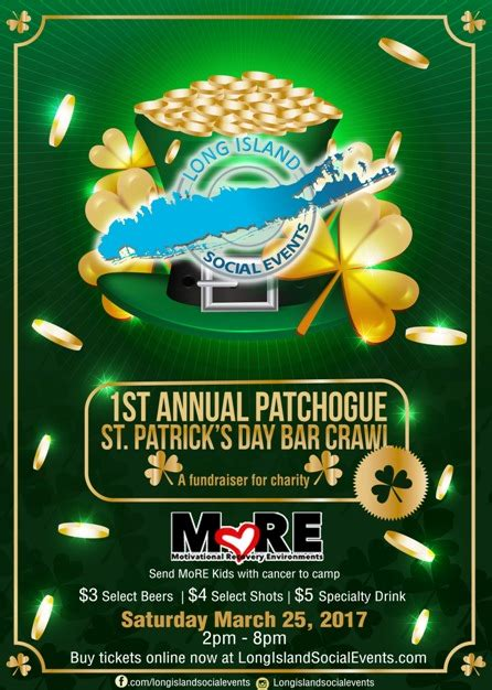 public house patchogue st patricks day bar crawl patchogue long island social events bringing people