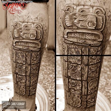 tatuaje de mayas