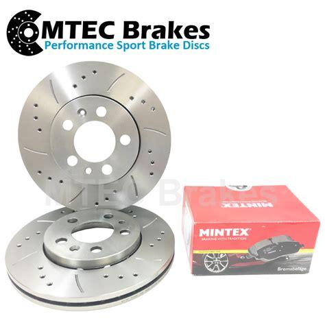audi a3 brake discs and pads audi a3 1 9tdi 100bhp 07 01 11 03 front brake disc pads