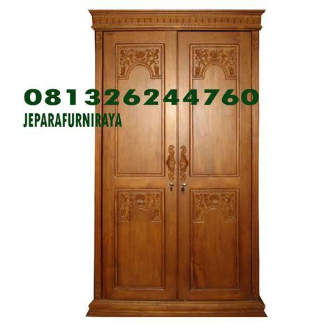 Lemari Pakaian Terbaru lemari pakaian majapahit terbaru exclusive furniture jepara