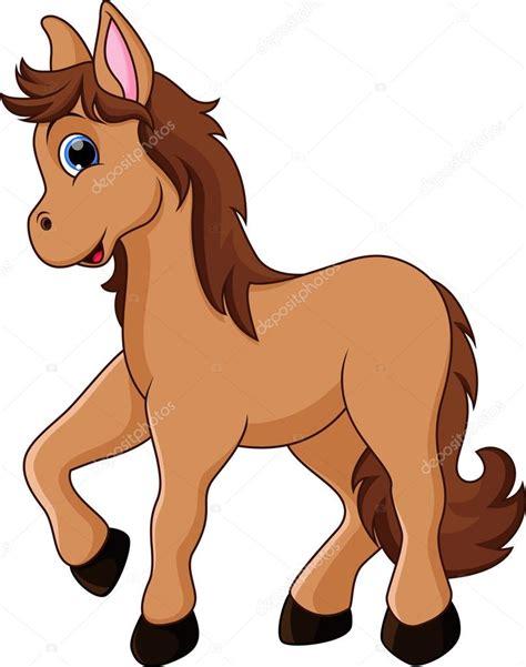 imagenes vectores caballos dibujos animados de caballo archivo im 225 genes vectoriales