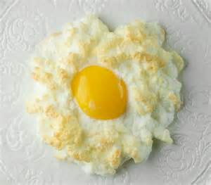 egg clouds eggs in clouds recipe