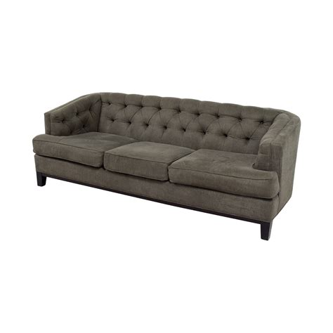 73 Off Rooms To Go Rooms To Go Tufted Sofa Sofas Used Tufted Sofa
