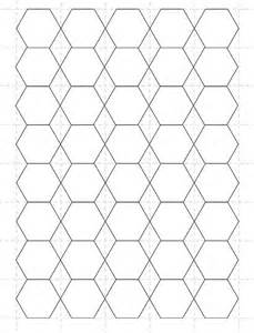 2 Inch Hexagon Template by Best Photos Of Pattern Hexagon Template 1 2 Inch 1 4