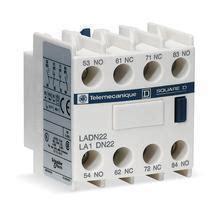 Contact Block Schneider Telemecanique La1 Dn22 019632 la1 dn22 telemecanique la1 dn22 la1dn22 relays