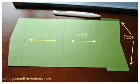 diy pocket wedding invitations templates linh s our folding style wedding invitations are