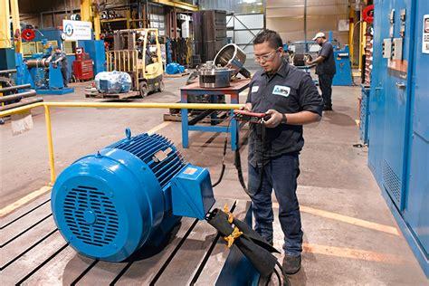 high voltage electric motor testing electric motor generator repair ips repair ac dc
