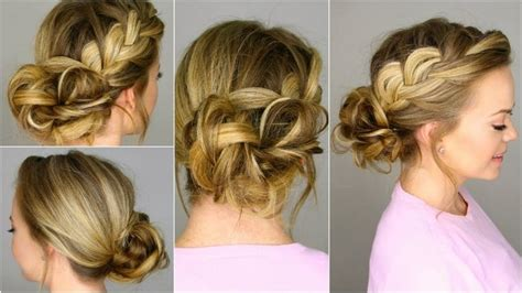 hairstyles to suit no neck 5 peinados de fiesta que se van a usar esta temporada
