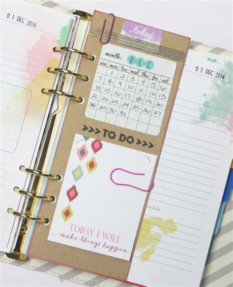 Handmade Planners - 147 best diy planners and binders images on