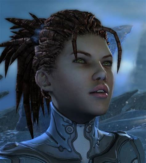 how to get raynor hair stunning kerrigan cosplay starcraft