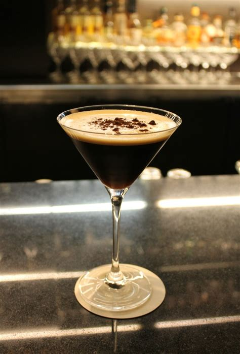 martini perfect espresso martini recipe dishmaps